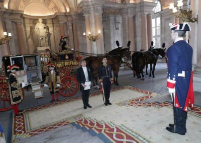 Dario Item Gallery Presentation of Credentials Spain (3)